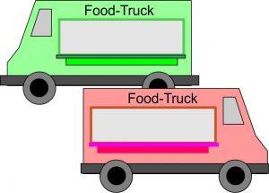 Neue Lizenzen für Foodtrucks – oder wie der Kanton die Wirte konkurriert!
