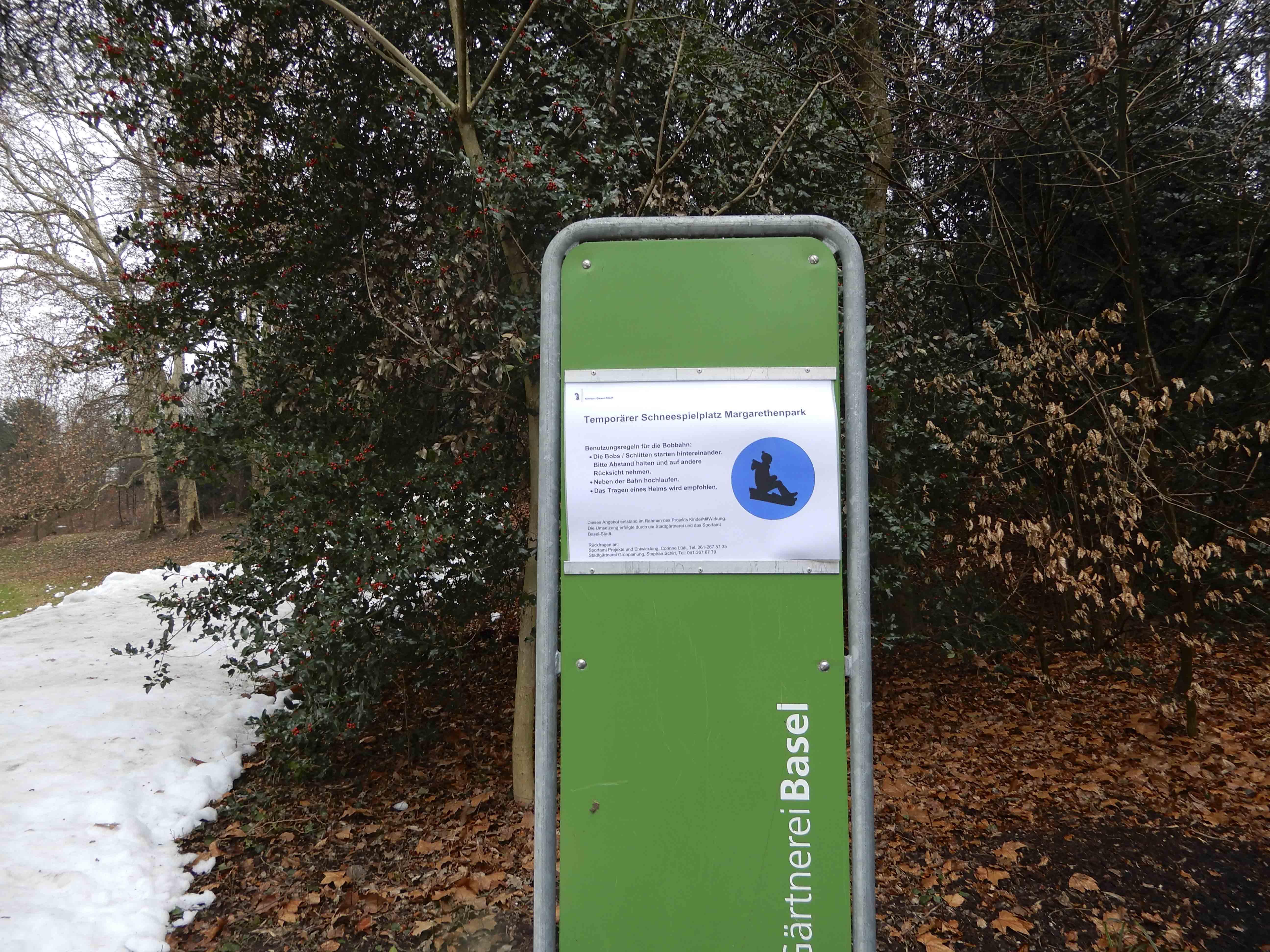 """Basel ist kein Winterort!  <em><span style=""""font-size: 12pt;"""">Auch wenn Kinder sich einen Schneespielplatz wünschen.</span></em>"""
