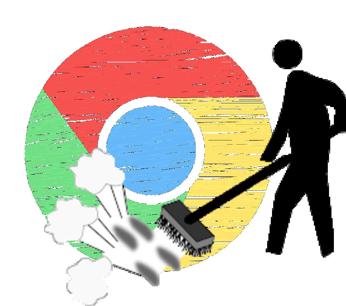 Spuren im Browser #Chrome verwischen