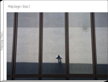 Philip Karger . Shots 1 Das neuen Fotobuch ist da